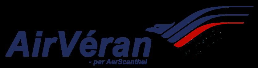Salon de l'aéronautique de Tétaou LogoAirV%C3%A9ran